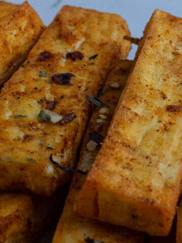 African yam chips. Yam fries